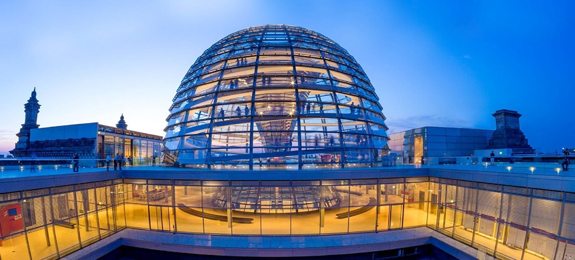 Allemagne Berlin Bundestag