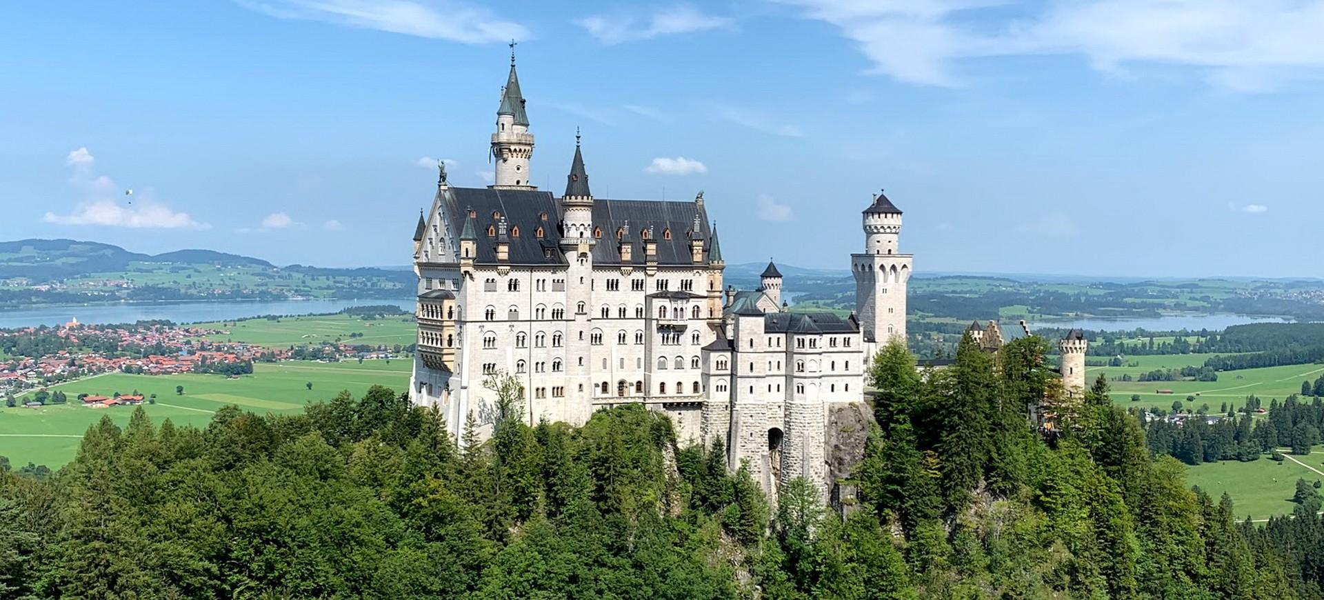 Allemagne Fussen Château Neuschwanstei