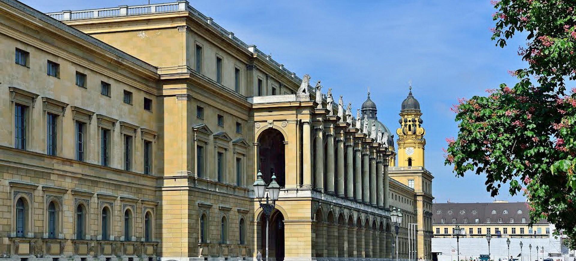 Allemagne Munich Musee Residenz
