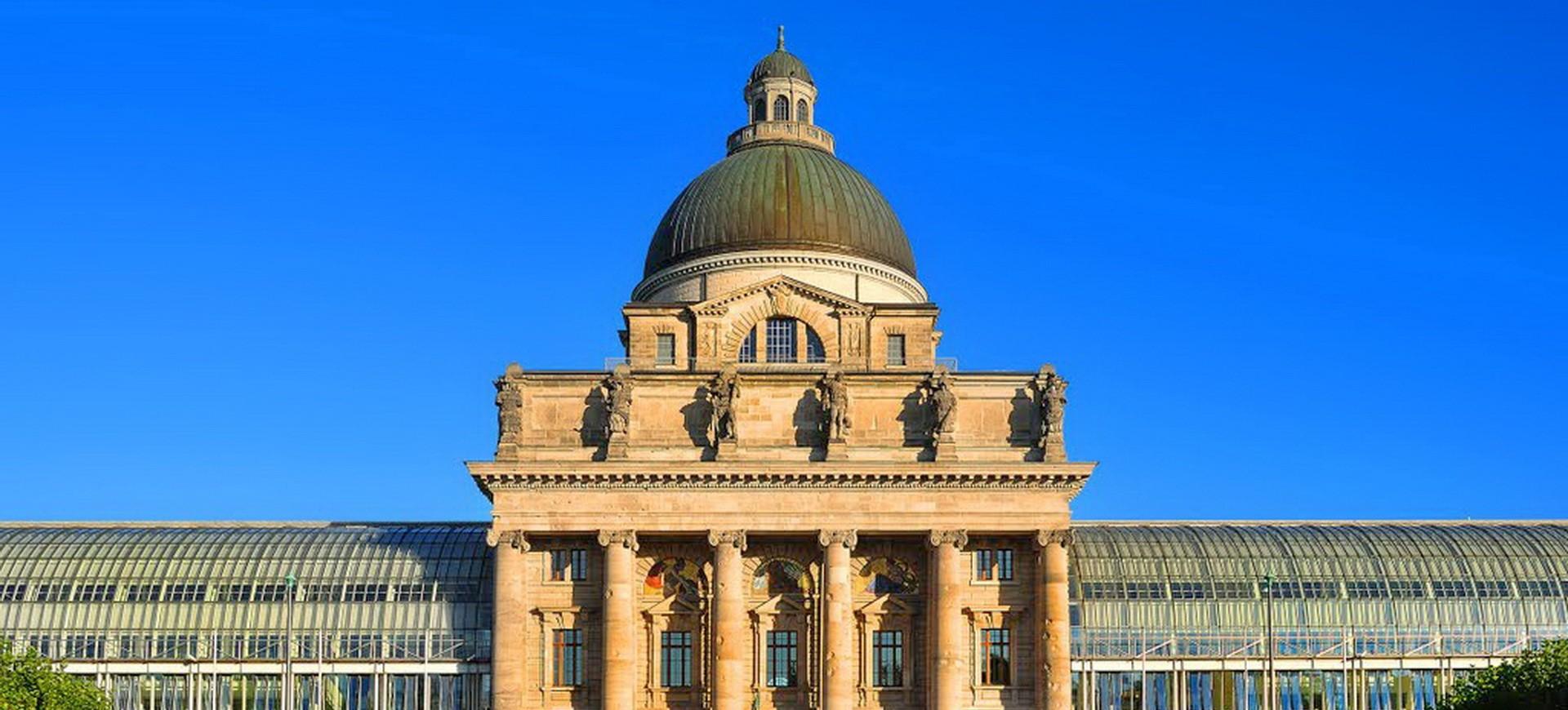 Allemagne Munich Parlement Bavière