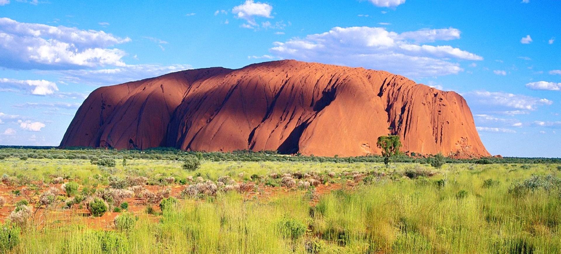 Australie Monolithe d'Ayers Rock