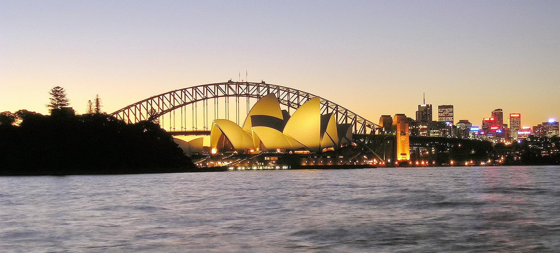 Australie Sydney Bridge