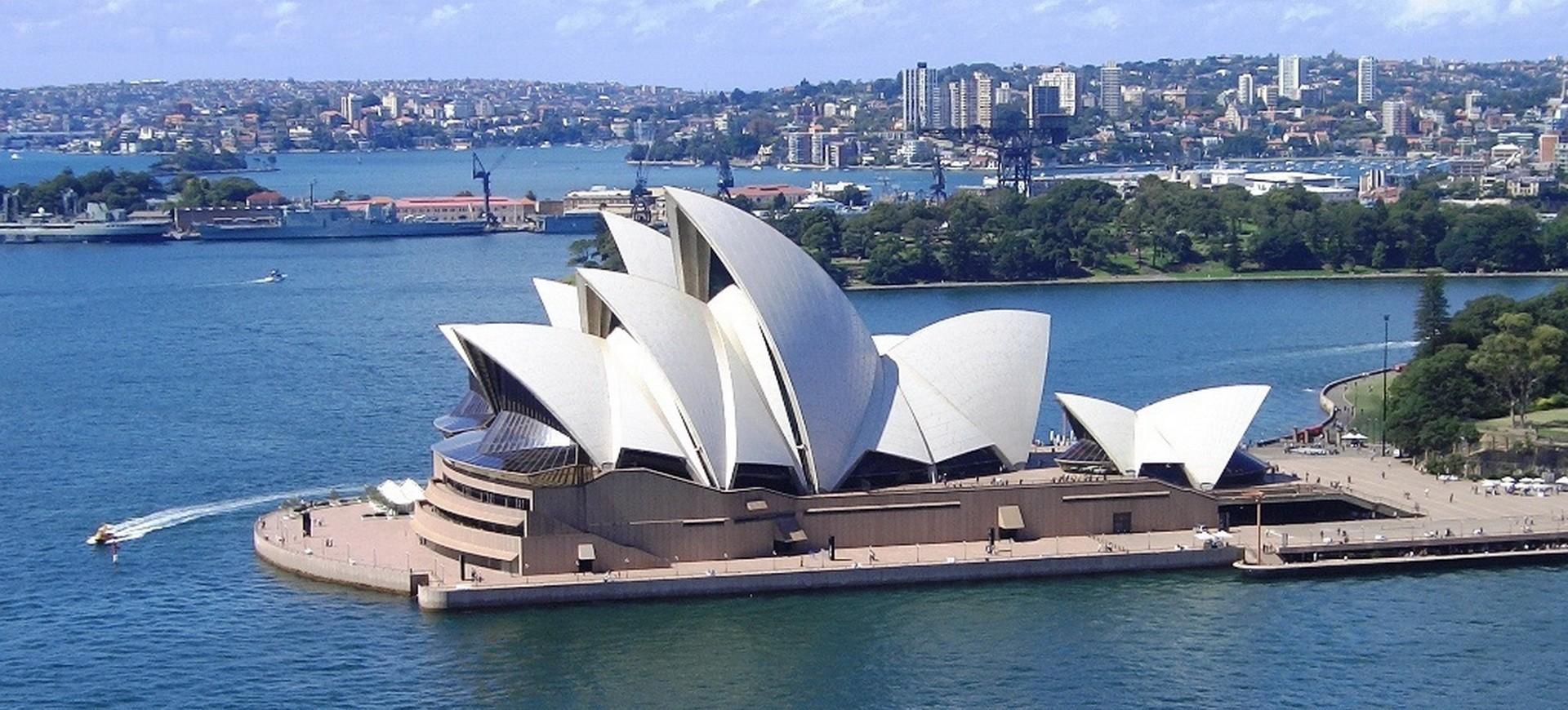 Australie Opéra de Sydney