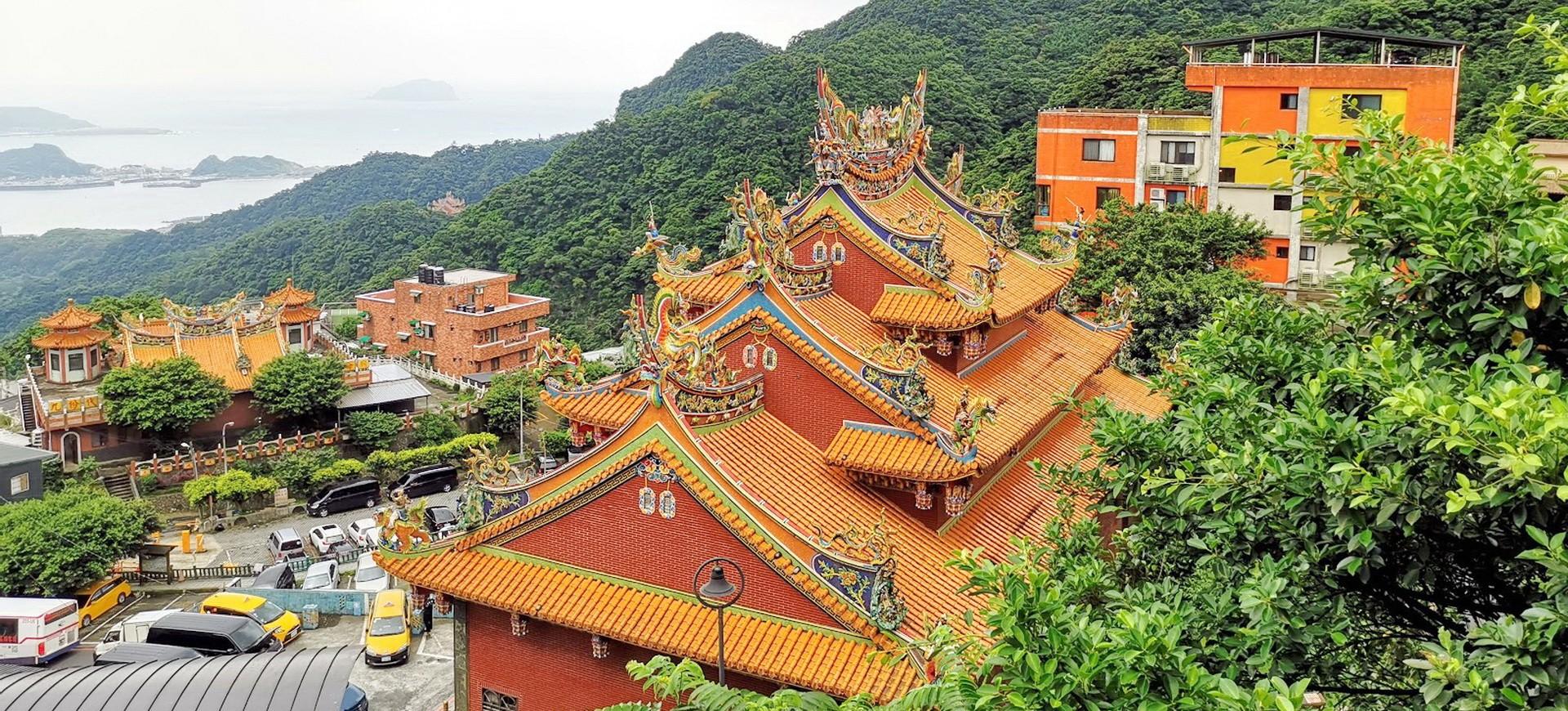 Taiwan Taipei Jiufen