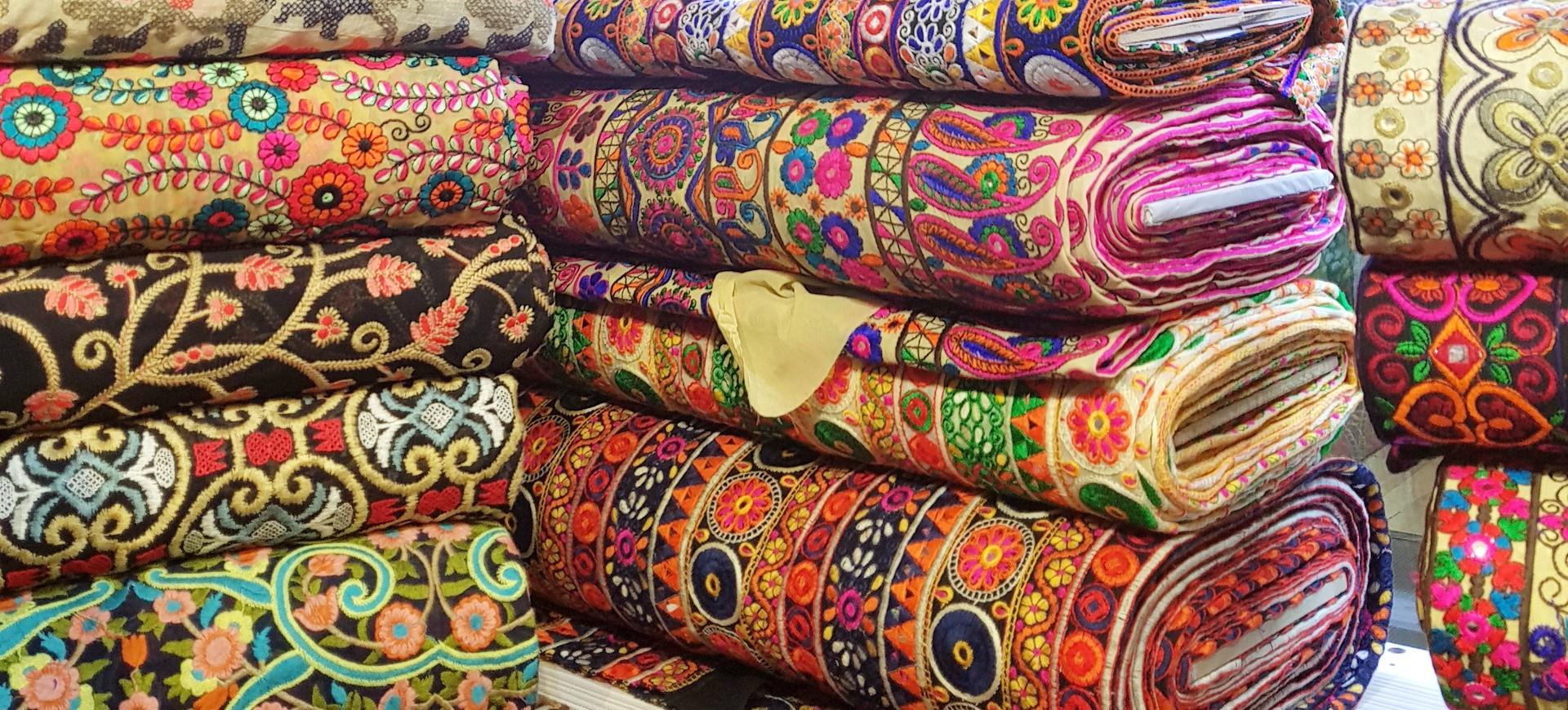 Bazar à Téhéran en Iran