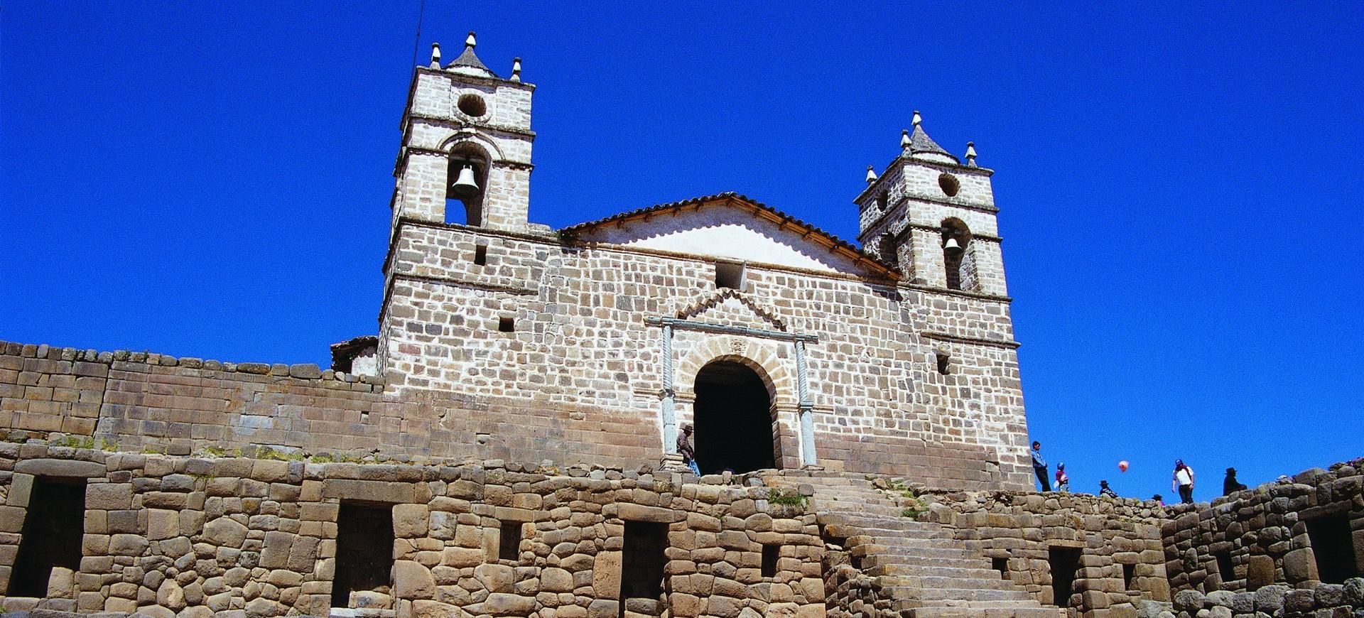 Pérou Cuzco Eglise