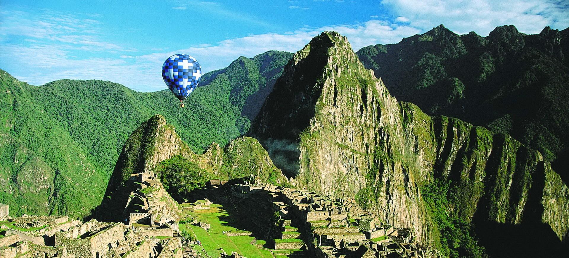 Pérou Machu Picchu cité de la civilisation Inca