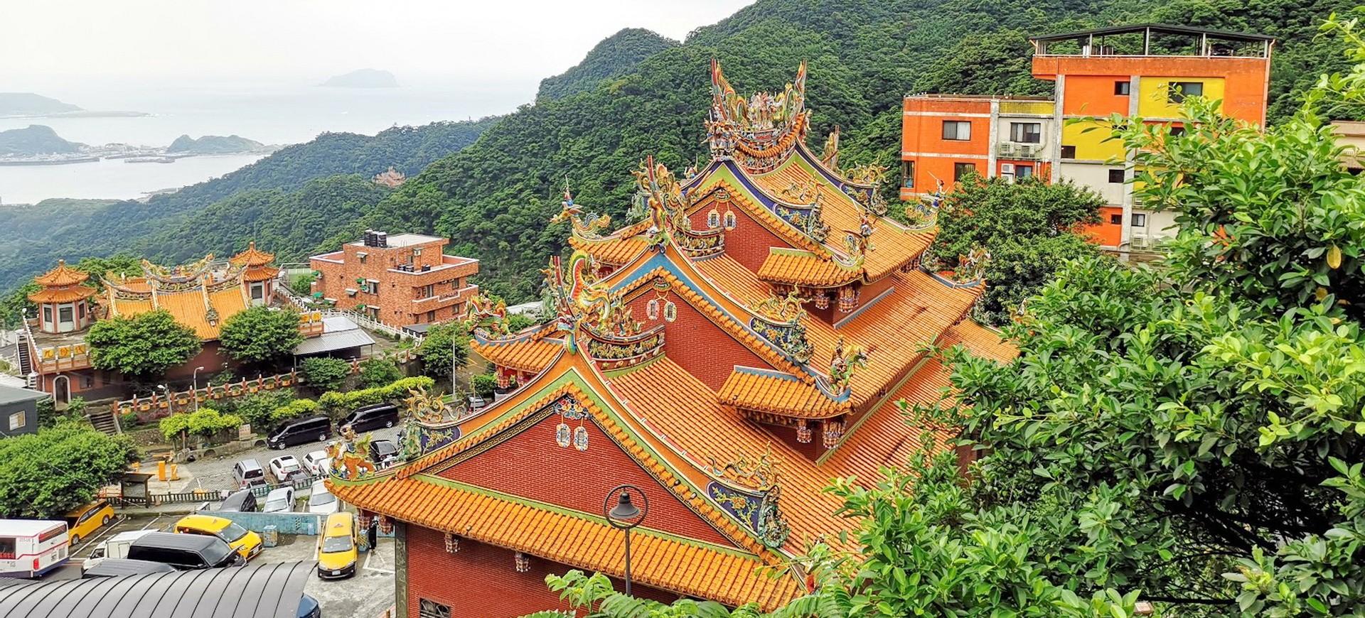 Jiufen à Taiwan
