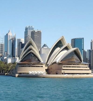 L'Australie en grand format