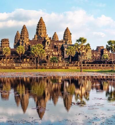 Angkor et Siam