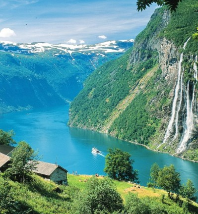 Nos voyages en Norvège