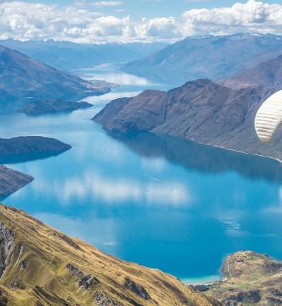 Nos voyages en Nouvelle Zélande