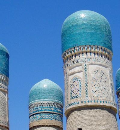 Nos voyages en Ouzbékistan