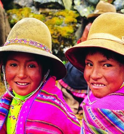 Pérou et Bolivie, terres andines