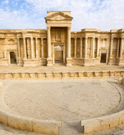 Nos voyages et séjours en Syrie