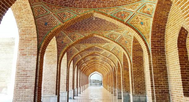 Découverte de Tabriz, une ville près de la mer Caspienne