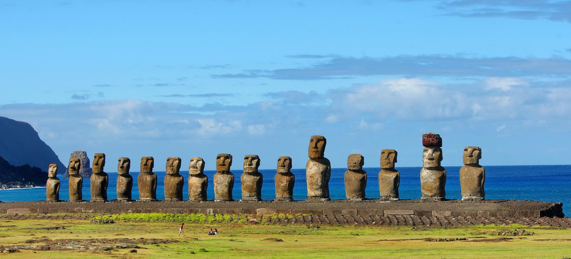 Formalités visa Chili et île de Pâques
