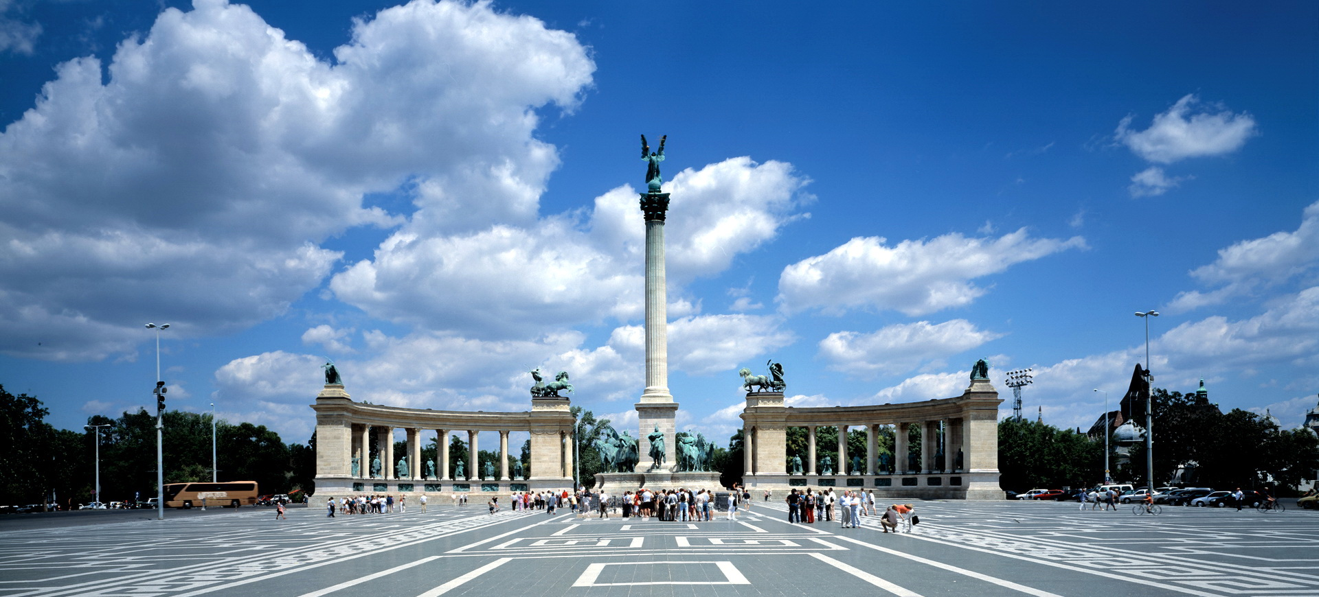 Formalités visa Hongrie