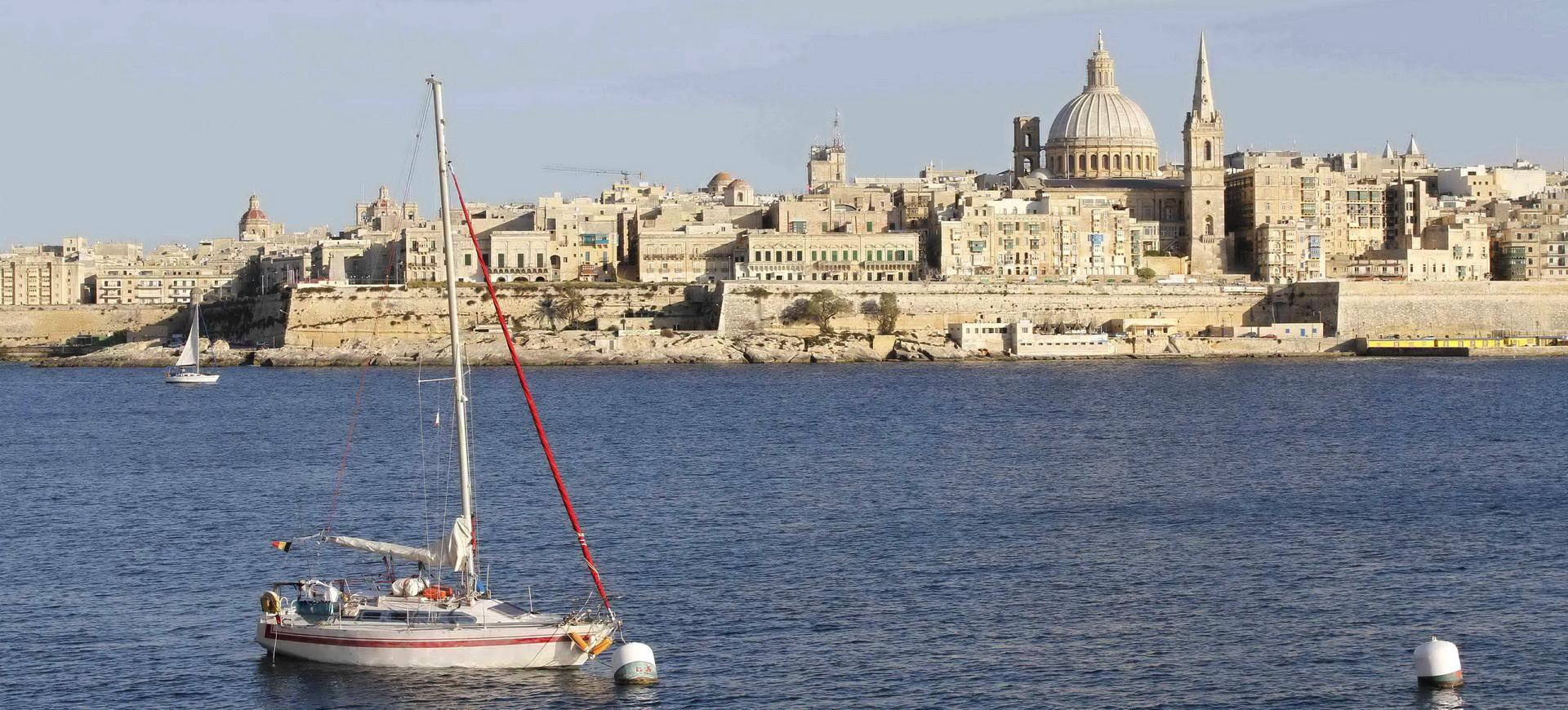 Formalités visa Malte